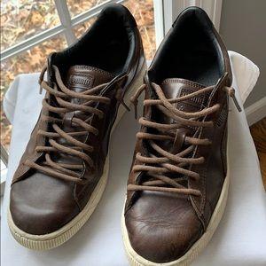 Puma Brown Men's Sneakers